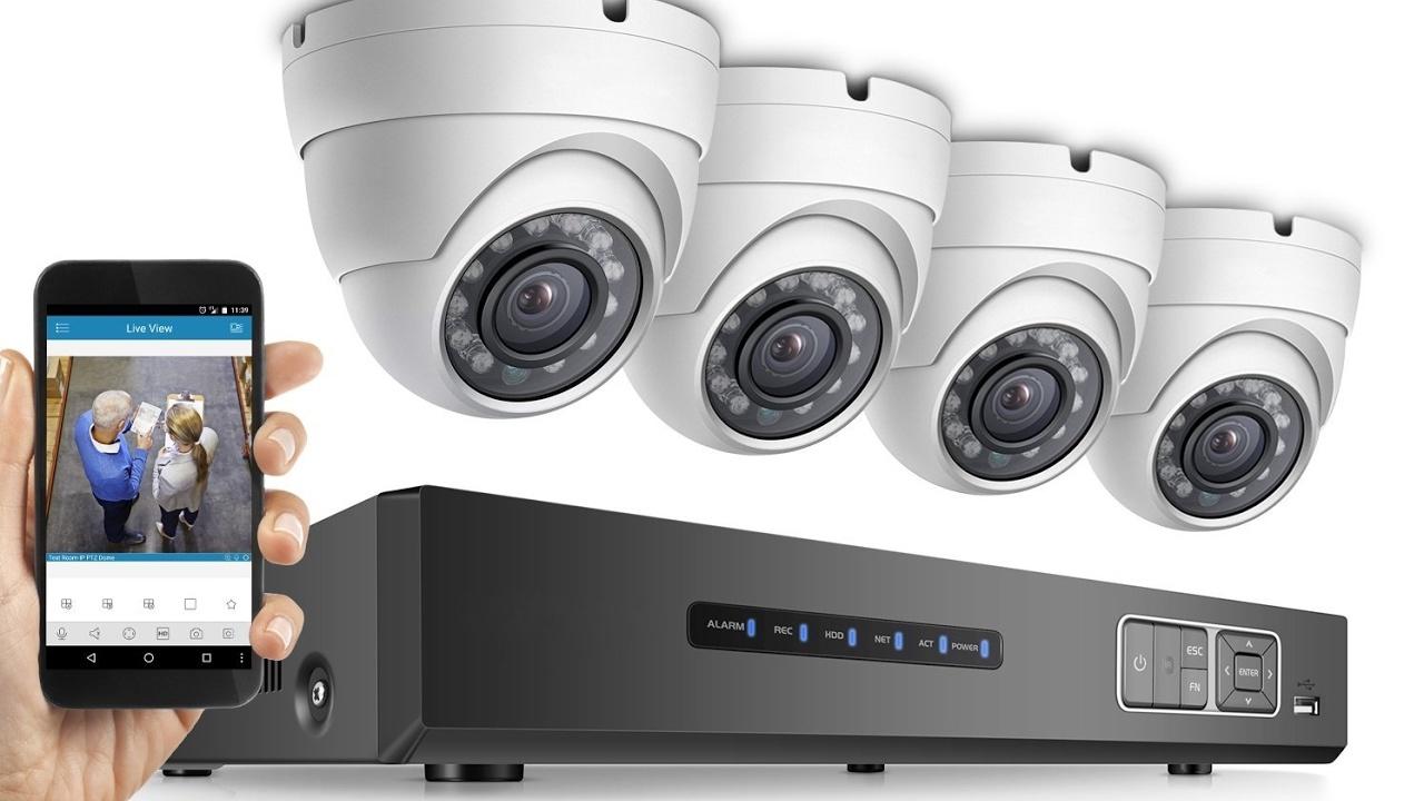 Αναβαθμίστε τα συστήματα παρακολούθησης του χώρου σας!