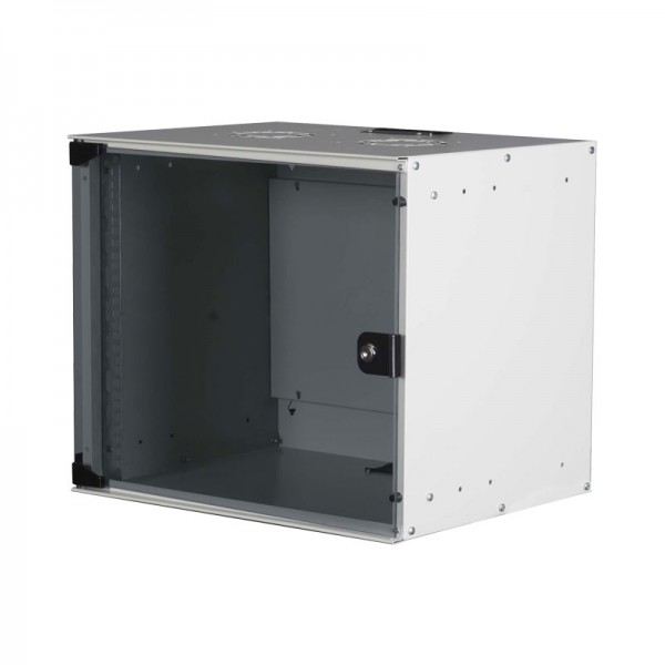 19'' PROLINE_100 W520xD400mm Wall Mounting Cabinet Rack