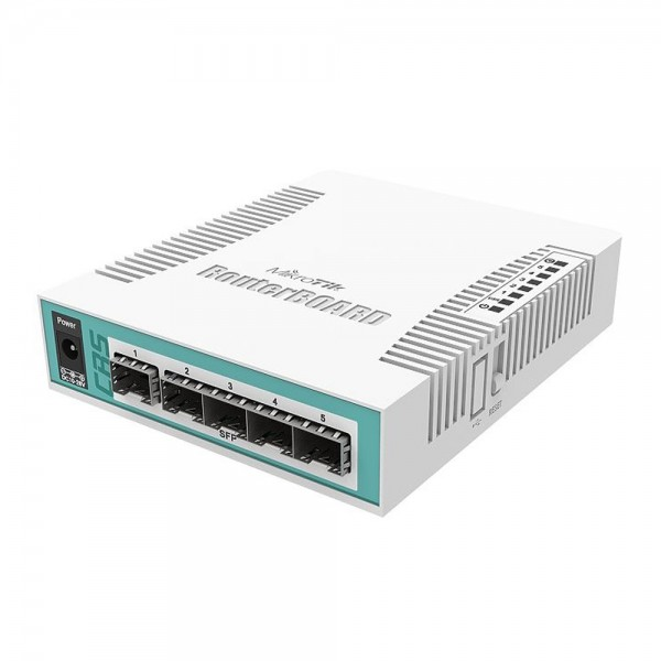 MikroTik CRS106-1C-5S Switches
